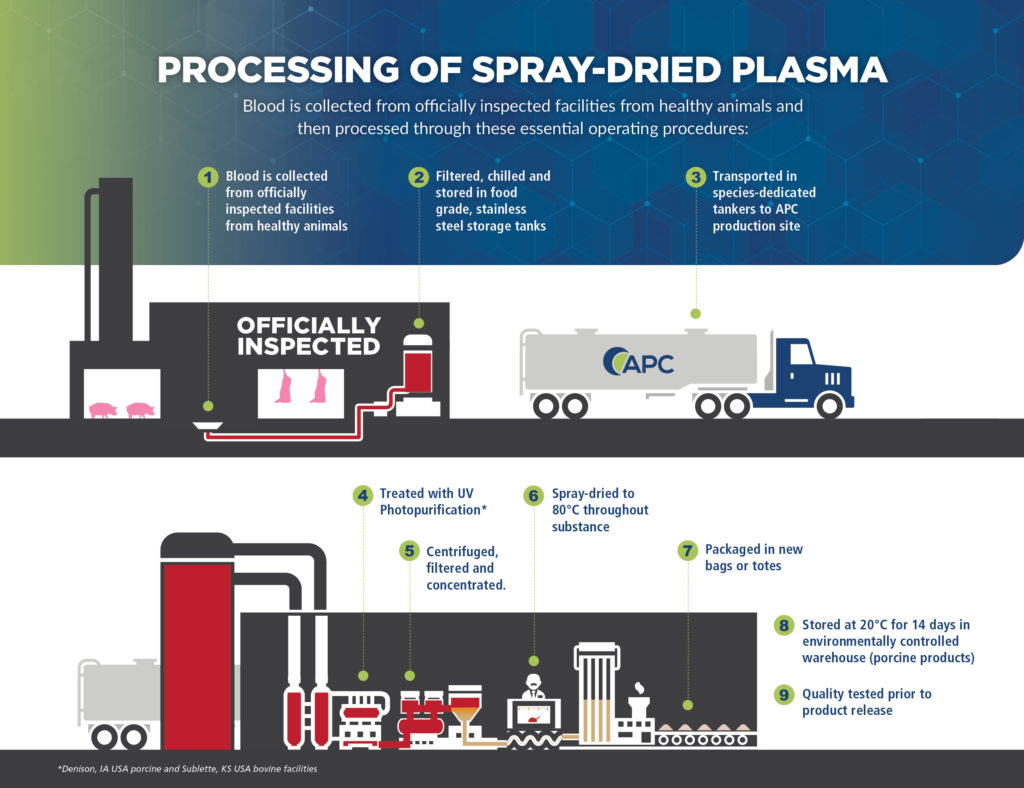 How Plasma is Made